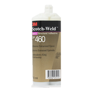 3M Scotch-Weld DP-460 EPX Epoxy Adhesive Off-White 50ml Cartridge
