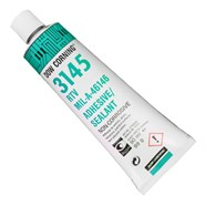 DOWSIL™/Dow Corning® 3145 RTV Clear Silicone Adhesive Sealant 90ml Tube *MIL-A-46146