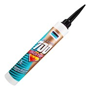 DOWSIL™/Dow Corning®  Firestop 700 Black Silicone Sealant 380ml Cartridge