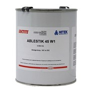 Loctite Ablestik 45 W1 Black Resin 500gm Can (was Eccobond)