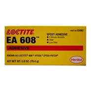 Loctite EA 608 Epoxy Adhesive 2.8oz Tube Kit (was Hysol)