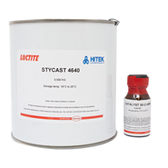 Loctite Stycast 4640 Silicone Encapsulant with Catalyst 50-2 500gm Kit