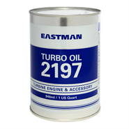 Eastman Turbo Oil 2197 available in various sizes
