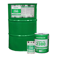 Eastman Turbo Oil 2380 in various sizes