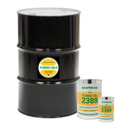 Eastman Turbo Oil 2389 in various sizes