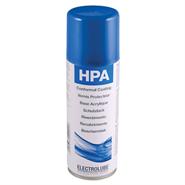 Electrolube HPA High Performance Acrylic 200ml Aerosol *MIL-I-46058C