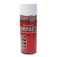 Evo-Stik Spray Contact Adhesive 500ml Aerosol