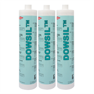 DOWSIL/Dow Corning'® 732 RTV available in various sizes and colours