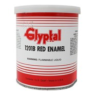Glyptal 1201B Red Enamel 1USQ Can