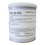 Indestructible Paint IP9136-R3 Graphite Filled Skydrol Resistant Dry Film Lubricant 1Lt Can *MSRR 9276