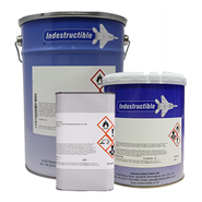 Indestructible Paint IP6 Catalyst in various sizes