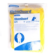 Kleenguard* A71 Chemical Permeation And Liquid Jet Protection Coverall Yellow Size M