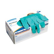 Kleenguard* G20 Chemical Nitrile Gloves Atlantic Green Size L (Box Of 250)