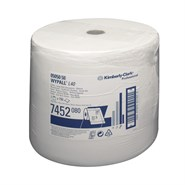 WypAll® 7452 L40 Wiper White 34cm x 32cm 750 Sheet Jumbo Roll