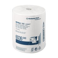 WypAll® 6036 X60 Cloth White 42cm x 38cm 750 Sheet Roll