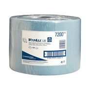 WypAll® 7200 L10 Wiper Blue 23.5cm x 38cm 1000 Sheet Jumbo Roll