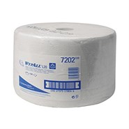 WypAll® 7202 L10 Wiper White 23.5cm x 38cm 1000 Sheet Jumbo Roll