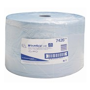 WypAll® 7426 L40 Wiper Blue 33cm x 38cm 750 Sheet Roll