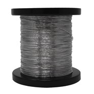 Stainless Steel Aerospace Lockwire 24 SWG 0.56mm Dia / 0.5Kg Reel *DTD-189A