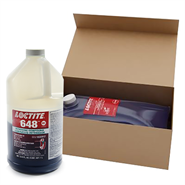 Loctite 121078 Thixotropic Acrylic Anaerobic Adhesive in various sizes
