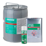 Loctite SF 7063 Surface Cleaner in various sizes