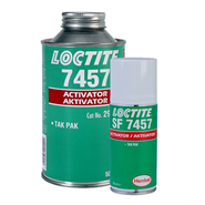 Loctite SF 7457 Cyanoacrylate Adhesive Activator in various sizes