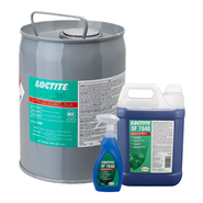 Loctite SF 7840 Water Based Degreaser  in various sizes