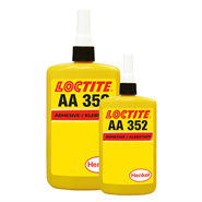 Loctite AA 352 UV Acrylic Bonding Adhesive