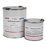 Loctite Ablestik 60L Epoxy Paste A/B 500gm Kit (was Eccobond)