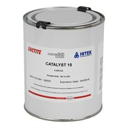 Loctite Catalyst 15 Black 500gm Can