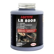 Loctite LB 8008 (C5-A) Copper Anti-Seize 453gm Brush Top Can