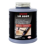 Loctite LB 8009 Heavy Duty Anti-Seize (Metal Free) 454gm Brush Top Can