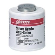 Loctite LB 8150 SV (Known as Silver Grade Anti Seize) 1Lb Brush Top Can *MIL-PRF-907