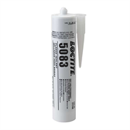 Loctite SI 5083 Translucent UV Silicone Sealant 310ml Cartridge