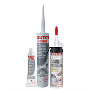 Loctite SI 5660 Grey RTV Silicone Sealant in various sizes