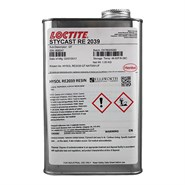 Loctite Stycast RE 2039 Undiluted Epoxy Low Viscosity Casting Resin 1USQ Can (was Hysol)