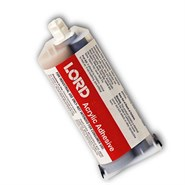 Lord 410 with Accelerator 19B Acrylic Adhesive 50ml Cartridge