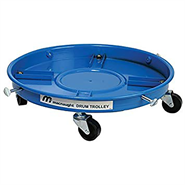 Macnaught TR6 Drum Trolley 50-60Lt