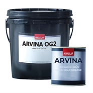 Molyslip Arvina OG2 High Load Open Gear Grease
