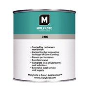 MOLYKOTE™ 7400 Anti-Friction Coating 5Kg Tin