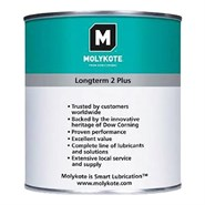 MOLYKOTE™ Longterm 2 Plus High Performance Grease 1Kg Tin