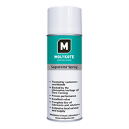 MOLYKOTE™ Separator Spray 400ml Aerosol
