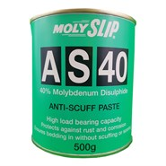 Molyslip AS40 Anti Scuff Paste 500gm Tin
