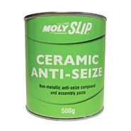 Molyslip Ceramslip Ceramic Anti-Seize 500gm Tub