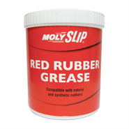 Molyslip RRG Red Rubber Grease 500gm Tub