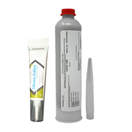 Momentive RTV 157 Grey Silicone Rubber Adhesive Sealant in various sizes
