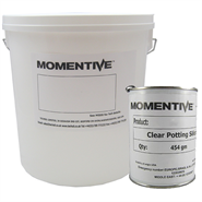 Momentive RTV 210A Ivory Elastomeric Adhesive Silicone Base in various sizes