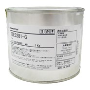Momentive TSE 3281G Thermally Conductive Heat Cured Silicone Adhesive Grey 1Kg (Fridge Storage)