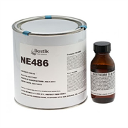 Bostik NE486 Solvent Borne Adhesive (with Bostikure D40) 1Lt Kit *AFS1413