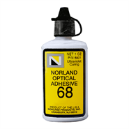 Norland 68 Optical Adhesive 1oz (28gm) Bottle